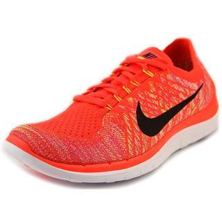 Nike Men's 'Free 4.0 Flyknit' Mesh Athletic Shoes