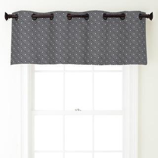 Harrison Grommet Top 54-inch Wide Window Valance