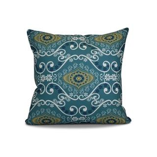 26 x 26-inch Illuminate Geometric Print Pillow