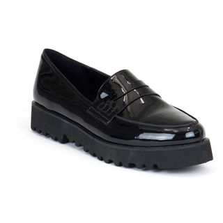 Gc Shoes Women's Broadway Black Patent Loafers