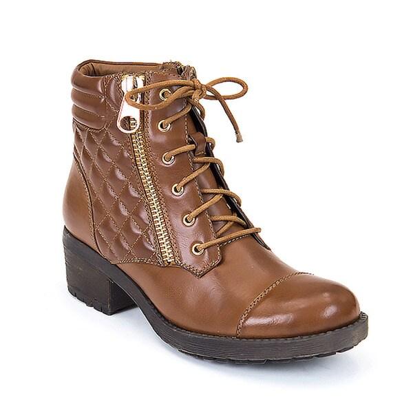 Gc Shoes Women's Ventura Cognac Booties