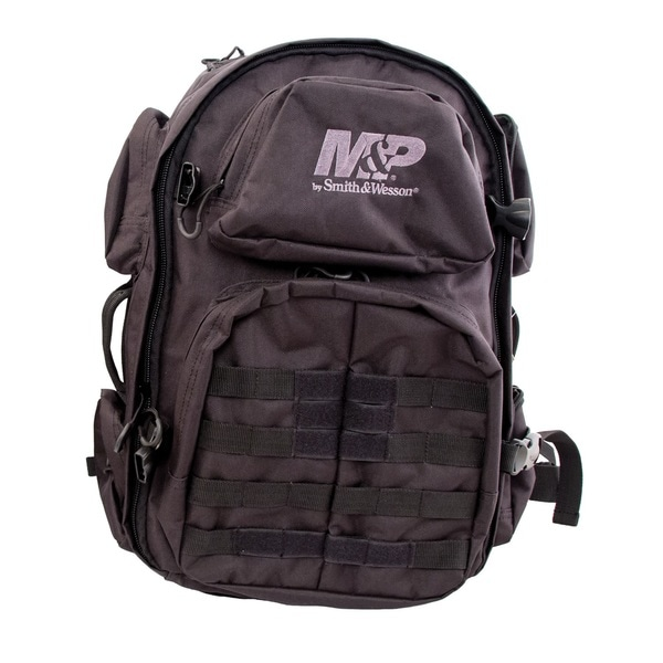 M&P Accessories Pro Black Tac Backpack