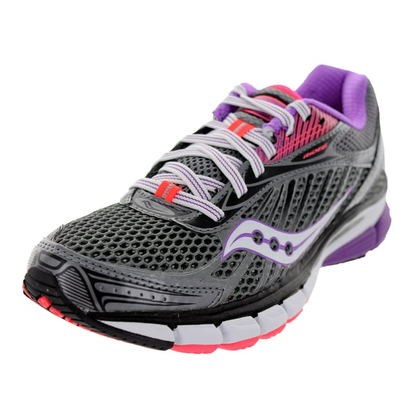 Saucony Women's Ride 6 (Narrow) Red Running Shoe
