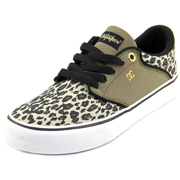 DC Shoes Women's 'Mikey Taylor Vulc Tx' Green Basic Textile Athletic Shoes