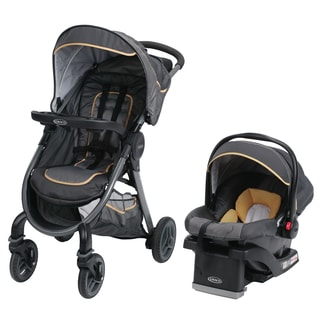 Graco Fast Action 2.0 Sunshine Travel System With SnugRide Click Connect 35