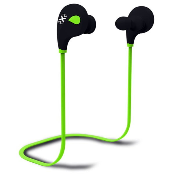 Axess EPBT101-GR Bluetooth V4.1 Sweatproof Earphones With Mic and Volume Control