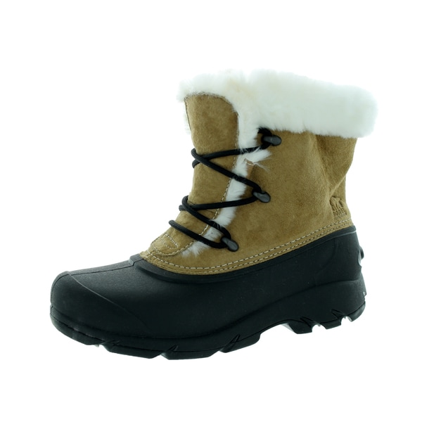 Sorel Women's Snow Angel Lace Rootbeer Boot