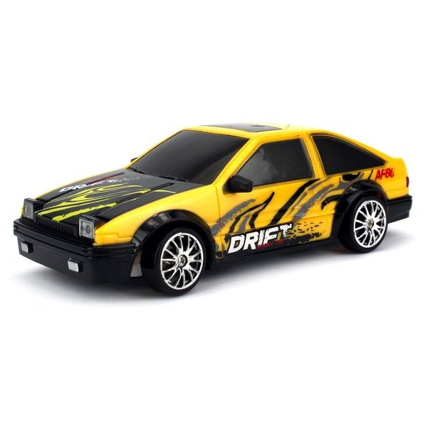 Velocity Toys Drift King Retro Legend Remote Control Race Car