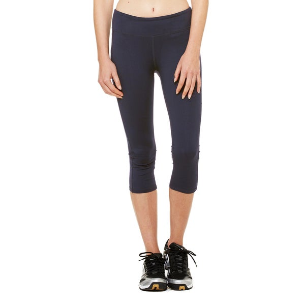Capri Women's Legging Sport Dark Navy