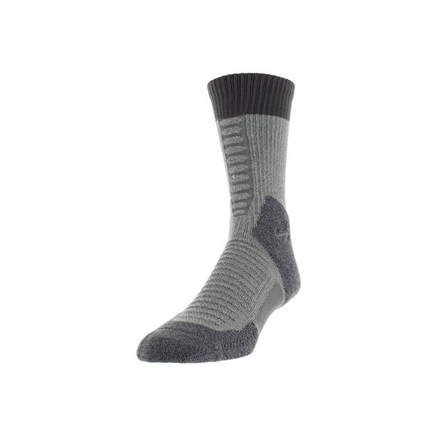 Nike Men's Sb Elite Crew Socks (Grey)