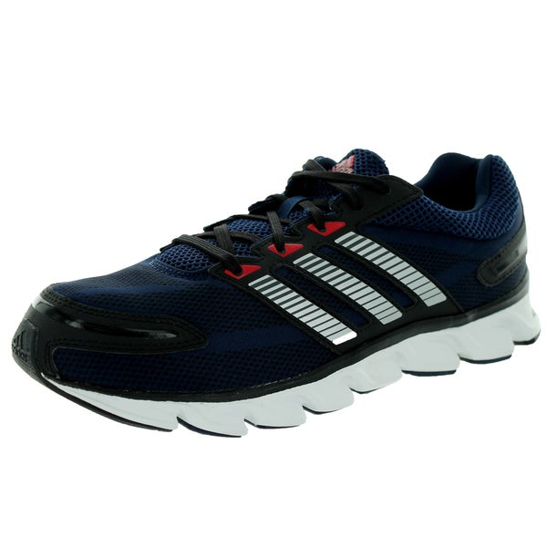 Adidas Men's Powerblaze M Navy/Black/Scarlett Running Shoe