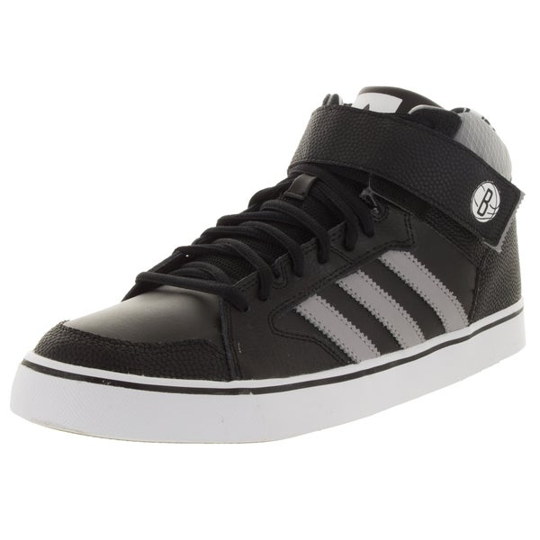 Adidas Men's Varial Ii Mid Nba Black/Lgrani/White Skate Shoe
