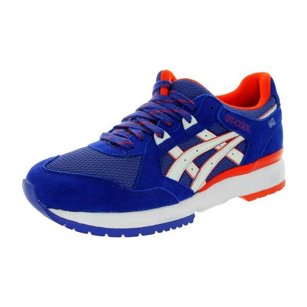 Asics Men's Gt-Cool Dark Blue/White Running Shoe