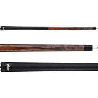 Viper Naturals 2-piece Smokey Grey Quick Release 58-inch Billiard Cue Stick