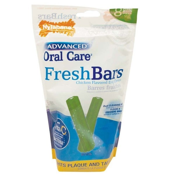 Nylabone Advanced Oral Care Fresh Bar