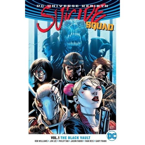 Suicide Squad 1: The Black Vault (Paperback) 19895102
