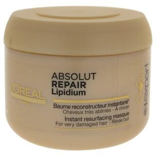 L'Oreal Serie Expert Absolut Repair Lipidium 6.7-ounce Instant Resurfacing Mask