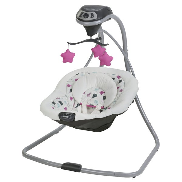 Graco Simple Sway Swing in Kyte