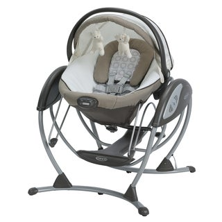 Graco Soothing System Glider in Abbington
