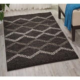 Nourison Tangier Black Rug (8' x 10')