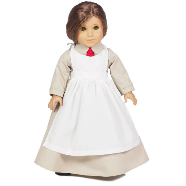 The Queen's Treasures WWI Doughnut Girl Doll Clothing for 18-inch Dolls
