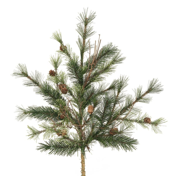 24-inch Mixed Country Pine Spray With 27 Tips 19901812
