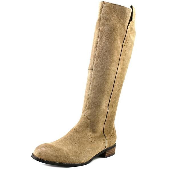Very Volatile Women's 'Whistler' Tan Suede Boots