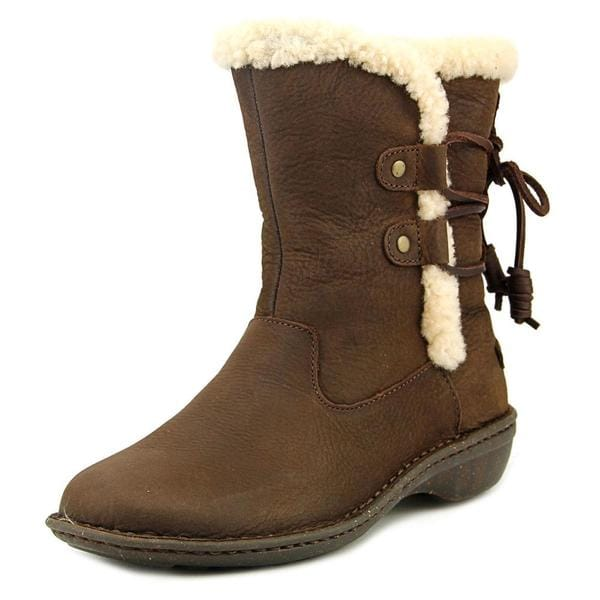 Ugg Australia Women's Akadia Brown Leather Boots