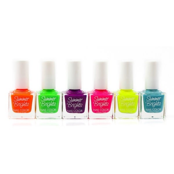 Summer Brights 6-piece Nail Polish Set