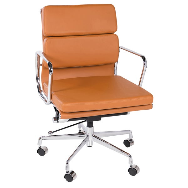 Eames Style Brown Office Chair