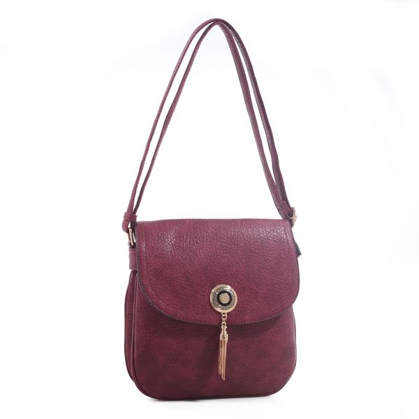 MKF Collection Isobel Standout Saddle Bag