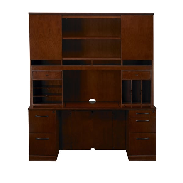 Mayline Sorrento Series Typical #23 Office Suites Desk 19904838