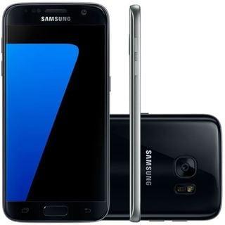 Samsung Galaxy S7 SM-G930F 32GB Smartphone (Unlocked, Black) - No Warranty
