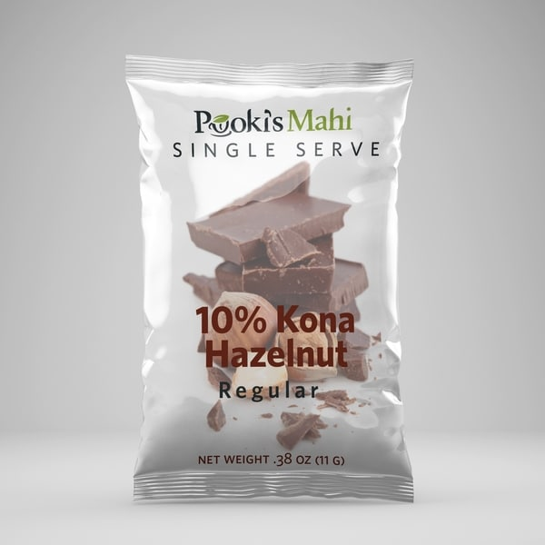 Pooki's Mahi Single Serve For Keurig K-Cup Brewers 100-percent Maui Mokka Medium Roast Coffee (24 Count) 19909209