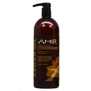 Amir Argan Oil 33.8-ounce Moisturizing Conditioner