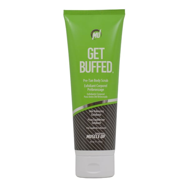 Pro Tan Get Buffed 8-ounce Pre-tan Body Scrub