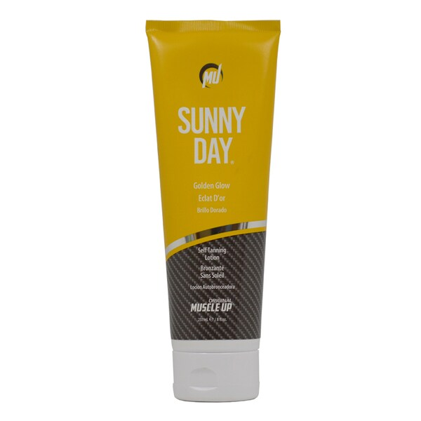 Pro Tan Sunny Day Golden Glow 8-ounce Self-tanning Lotion