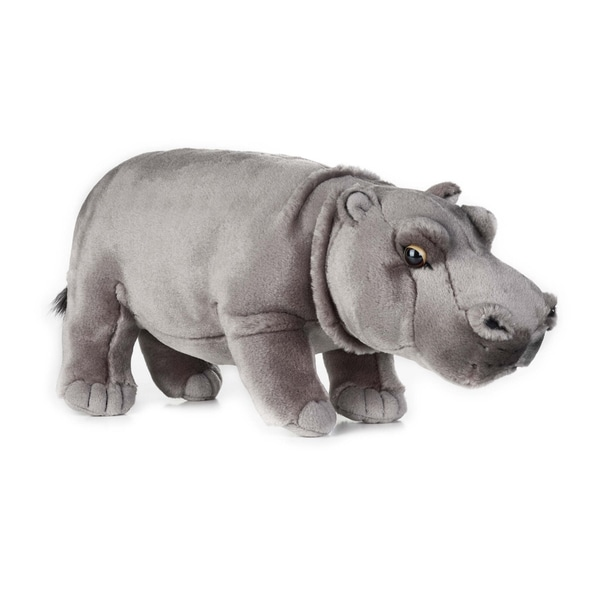 National Geographic Hippo Plush