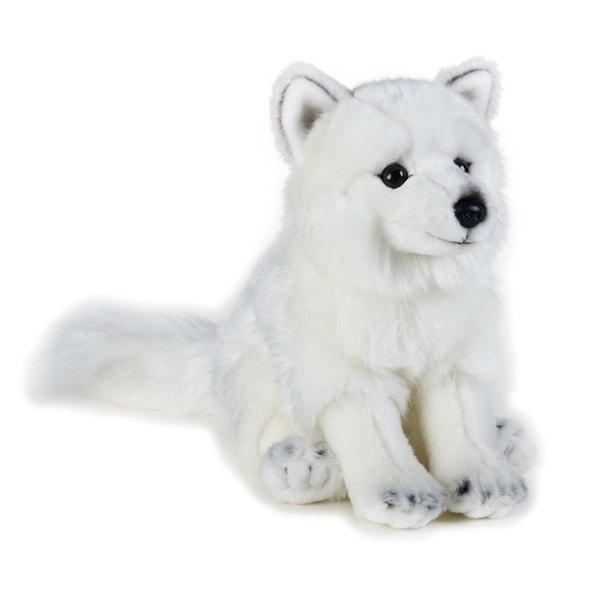 National Geographic Arctic Fox Plush