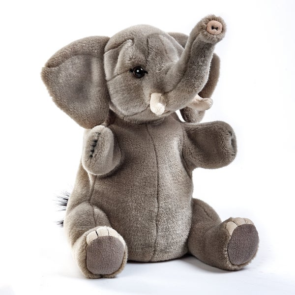National Geographic Elephant Hand Puppet