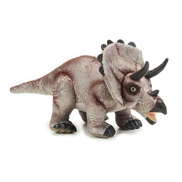National Geographic Triceratops Plush
