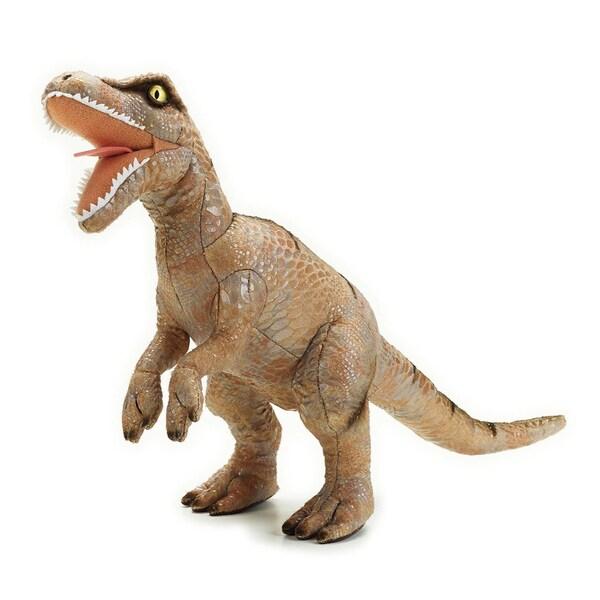 National Geographic Velociraptor Plush