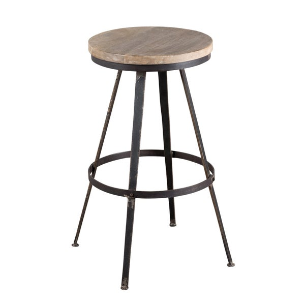 Industrial Farmhouse Bar Stool