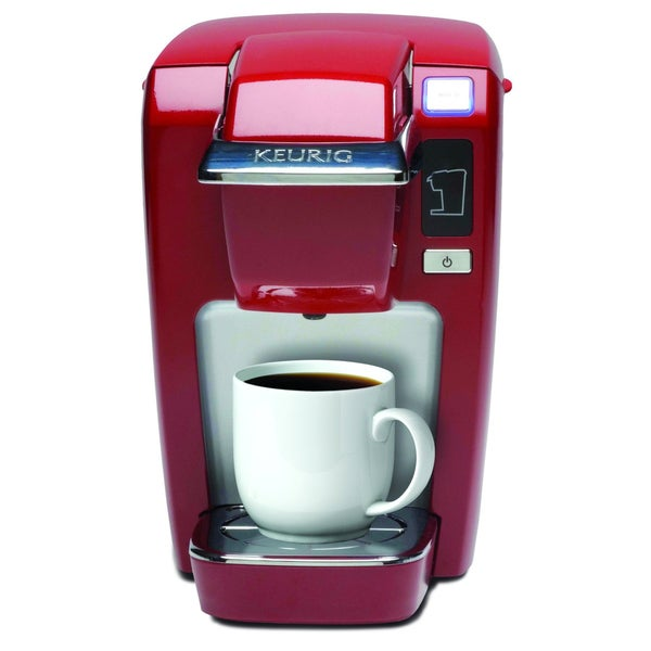 Keurig K15 Coffee Maker - Red