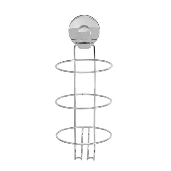 Everloc Xpressions Stainless Steel Wall Mount Hair Dryer Holder 19913030