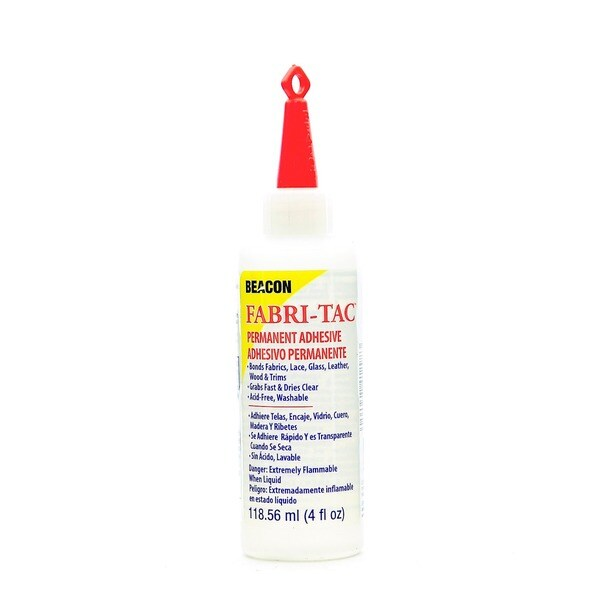 Fabri-Tac Permanent Adhesive [Pack of 2]