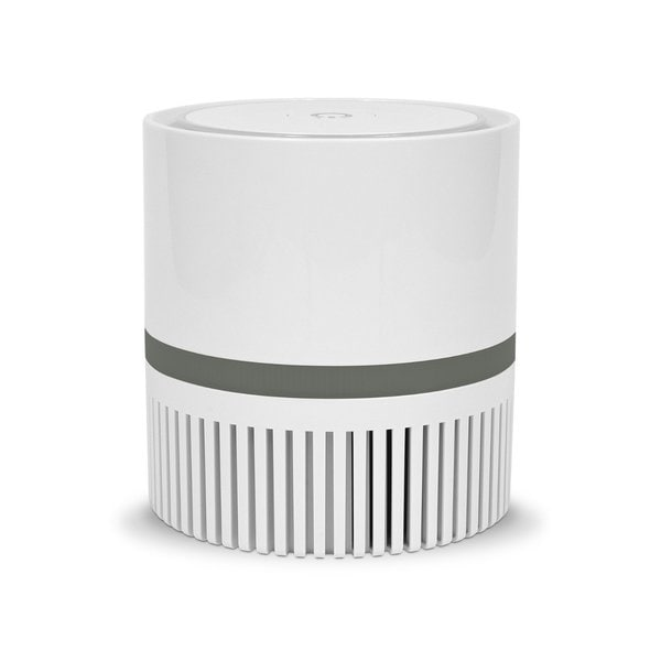 Envion 90TP100CD01-W Therapure Compact 360 Grey HEPA Filter Air Purifier 19914111