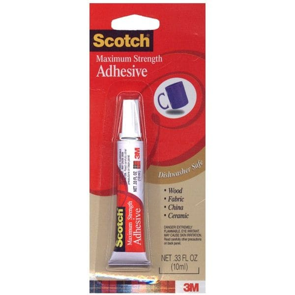 Maximum Strength Adhesive [Pack of 12]