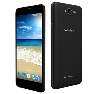 CellAllure Cool 5.5-inch X qHD IPS/Dual SIM/4G (HPSD+)/ Factory-unlocked Android Smartphone