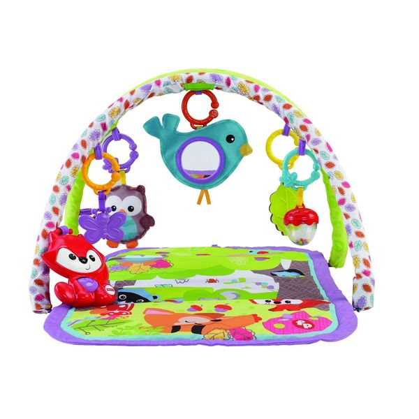 Fisher-Price Woodland 3-in-1 Musical Activity Gym 19921747